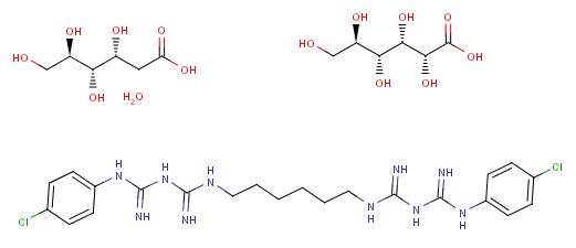 葡萄糖酸氯己定原料
